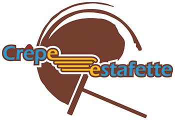 Crepe estafette Logo